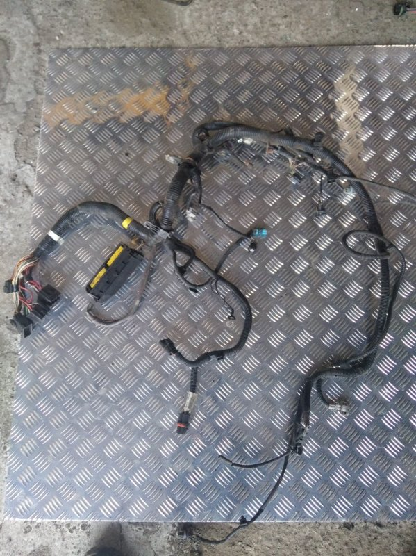 Проводка подкапотная Renault Sandero 1 K7M 2009 (б/у)