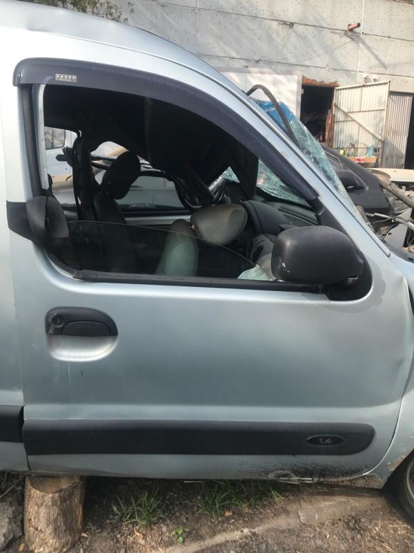 Дверь Renault Kangoo 1 K4J 1997 передняя правая (б/у)