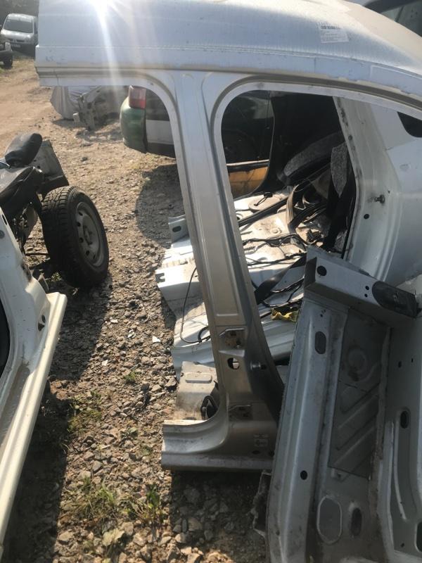 Четверть (лонжерон) Lada Largus K4M передний правый (б/у)