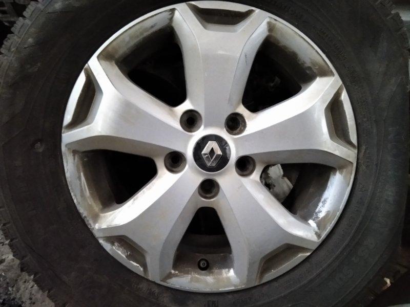 Диск колесный литой Renault Kaptur SUV 5 (б/у)