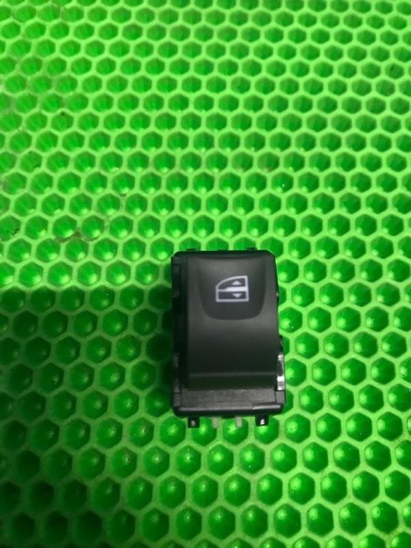 Кнопка стеклоподъемника Renault Sandero 2 K7M 2015 передняя (б/у)