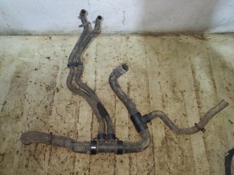 Патрубок охлаждения Renault Sandero Stepway 2 5S K4M 2014 (б/у)