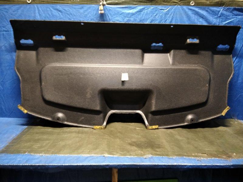 Полка багажника Renault Logan 2 L8 2015 задняя (б/у)