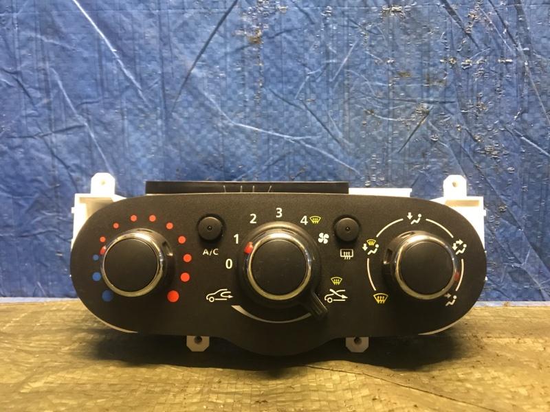 Блок управления отопителем Renault Kaptur SUV 5 (б/у)