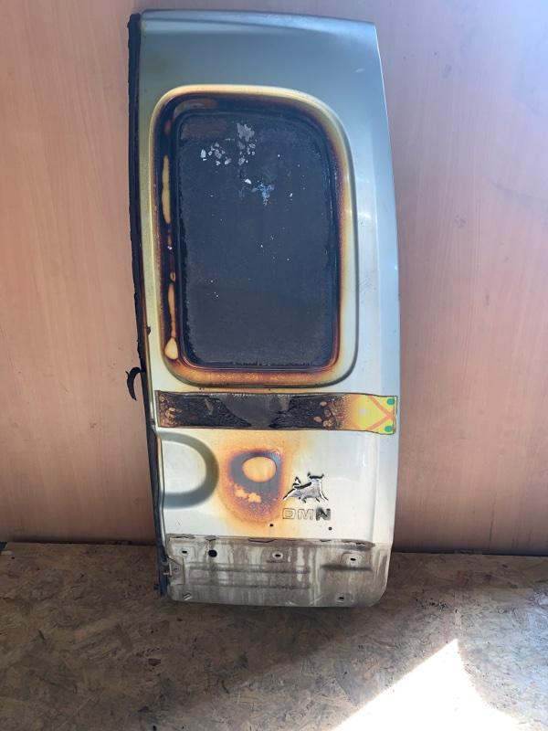 Дверь багажника Renault Kangoo 1 KC K7J 2007 задняя правая (б/у)