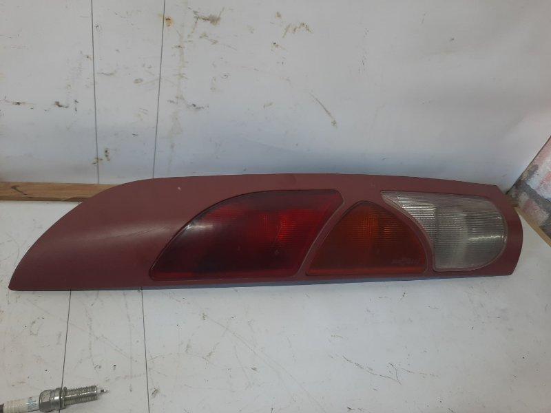 Фонарь Renault Kangoo 1 F8QK630 1.9 Л ДИЗЕЛЬ 2002 задний правый (б/у)
