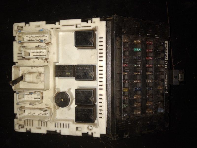 Блок предохранителей Renault Megane 1 1998 (б/у)