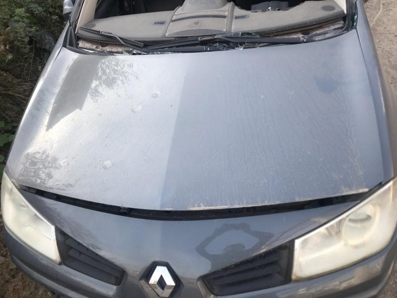 Капот Renault Megane 2 2007 (б/у)