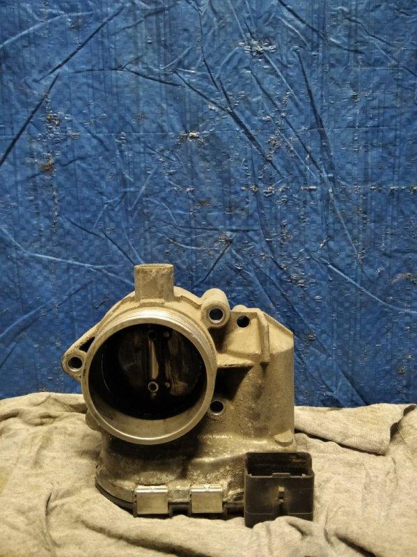 Дроссельная заслонка Citroen С4 2013 (б/у)