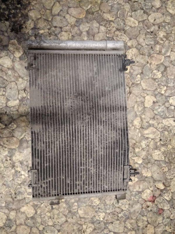 Радиатор кондиционера Citroen С4 2013 (б/у)