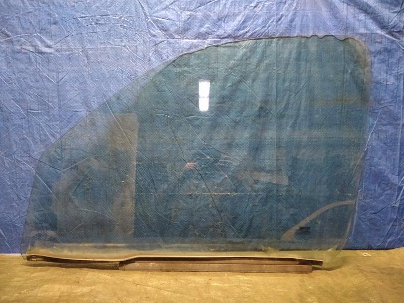 Стекло двери Renault Kangoo 1 2001 переднее левое (б/у)