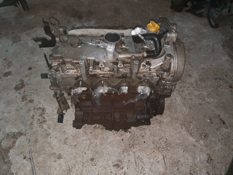 Двигатель Nissan Almera G15 K4M 1.6 2015 (б/у)