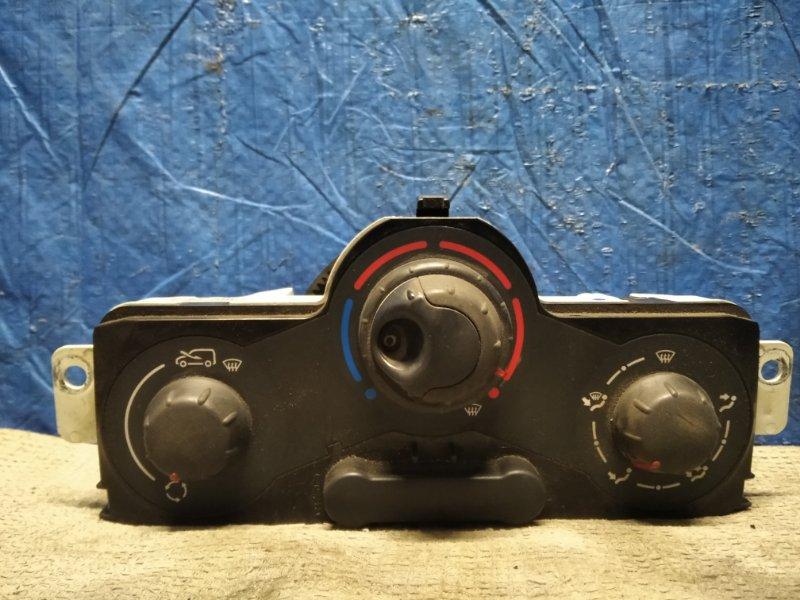Блок управления отопителем Renault Kangoo 2 2008 (б/у)