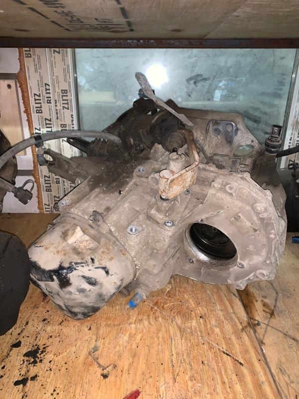 Механическая коробка передач Nissan Almera G15 K4M 2012 (б/у)