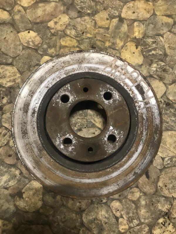 Тормозной диск Lada Largus 2012 передний (б/у)