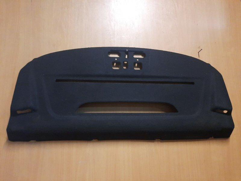 Полка багажника Renault Fluence СЕДАН 1.6 K4M 2010 (б/у)