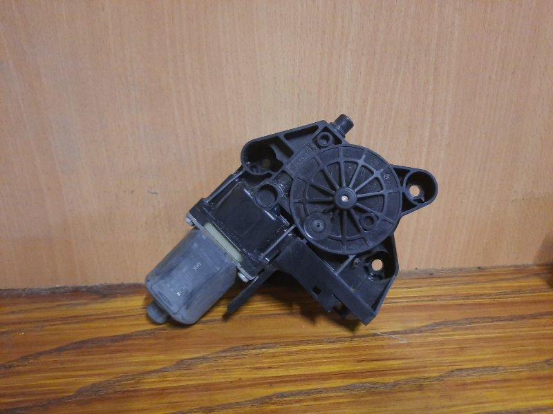Мотор стеклоподъемника Renault Fluence СЕДАН 1.6 K4M 2010 передний левый (б/у)