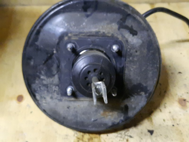 Вакуумный усилитель тормозов Lada Largus 2012 (б/у)