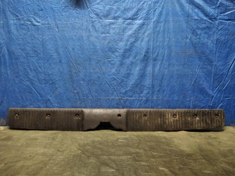 Накладка замковой панели Renault Kangoo 1 F8QK630 1.9 Л ДИЗЕЛЬ 2002 задняя (б/у)