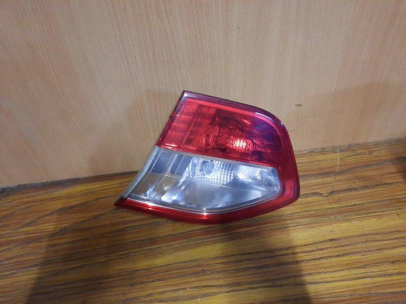 Фонарь Renault Fluence СЕДАН 1.6 K4M 2010 задний правый (б/у)