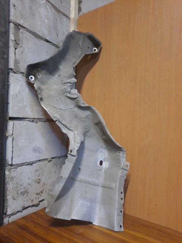 Теплозащитный экран глушителя Renault Fluence СЕДАН 1.6 K4M 2010 (б/у)