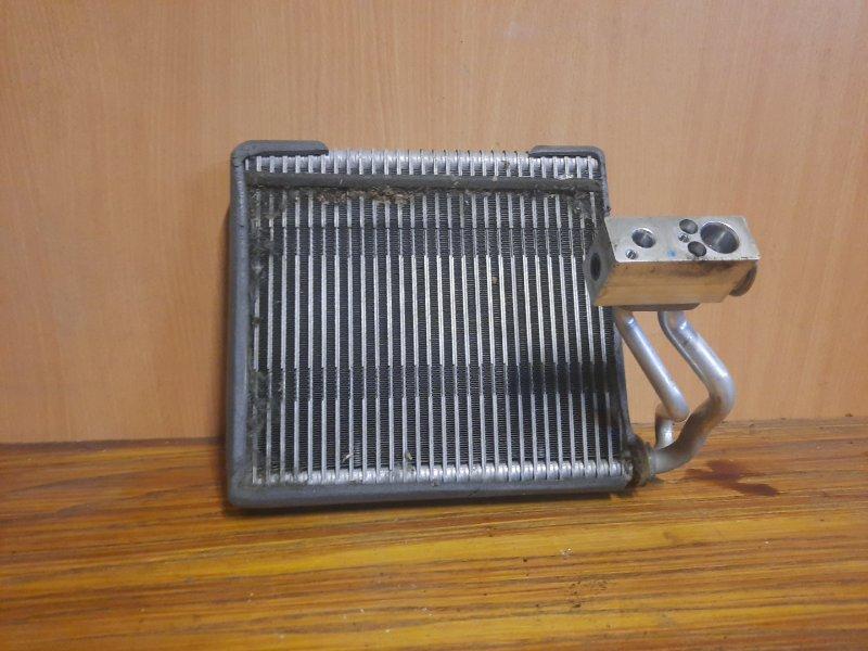 Радиатор кондиционера Renault Fluence СЕДАН 1.6 K4M 2010 (б/у)