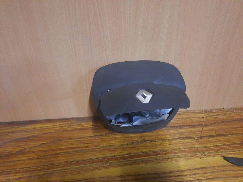 Подушка безопасности в руль Renault Fluence СЕДАН 1.6 K4M 2010 (б/у)