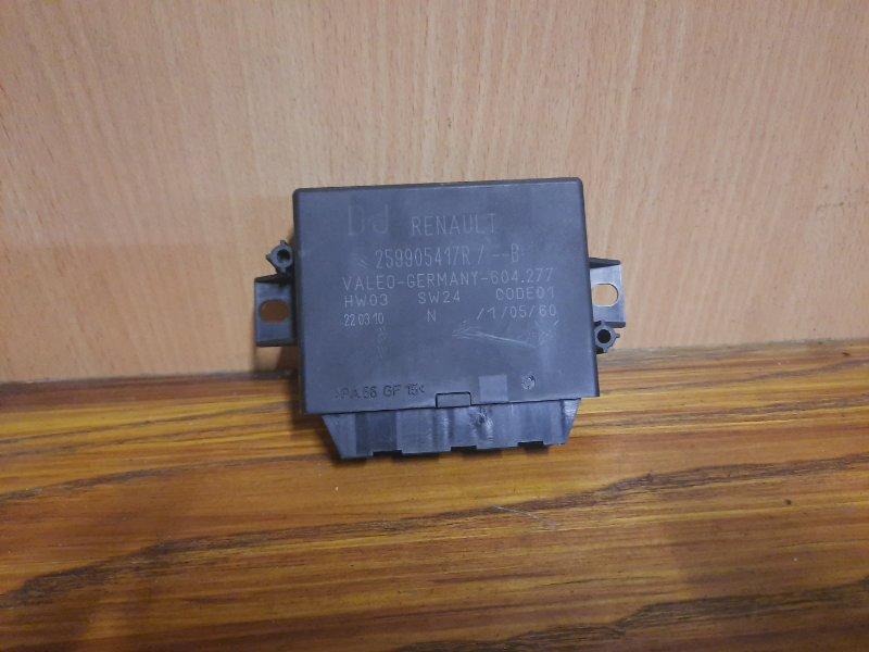 Блок датчиков парковки Renault Fluence СЕДАН 1.6 K4M 2010 (б/у)