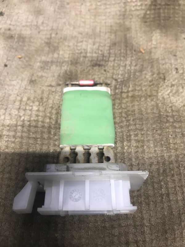Резистор печки Renault Logan 2 L8 K7M 2014 (б/у)