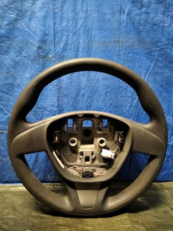 Руль Renault Logan 2 K7M 2014 (б/у)