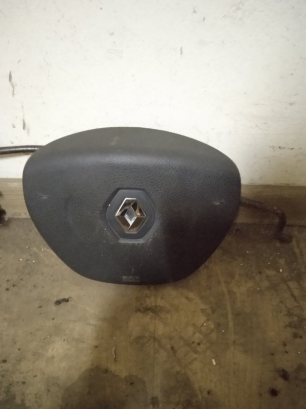 Подушка безопасности в руль Renault Logan 2 (б/у)
