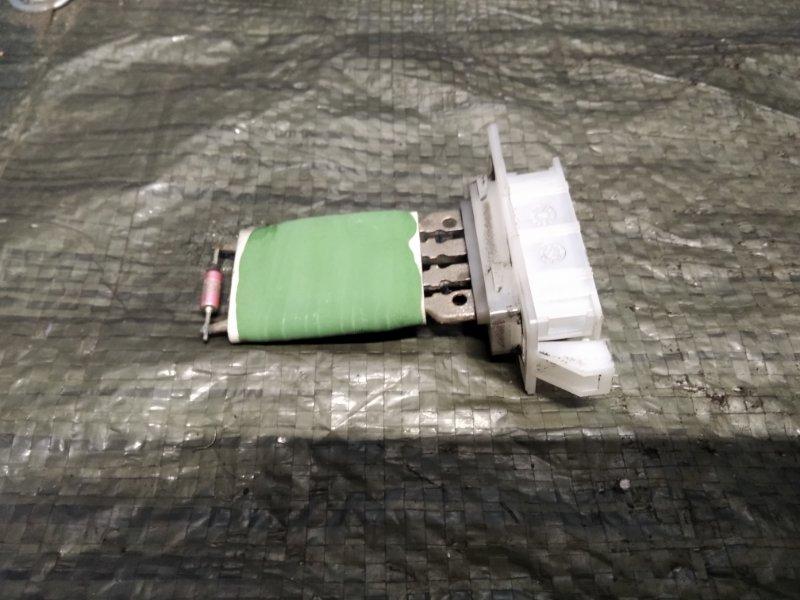 Резистор печки Renault Logan 2 K7M 2014 (б/у)