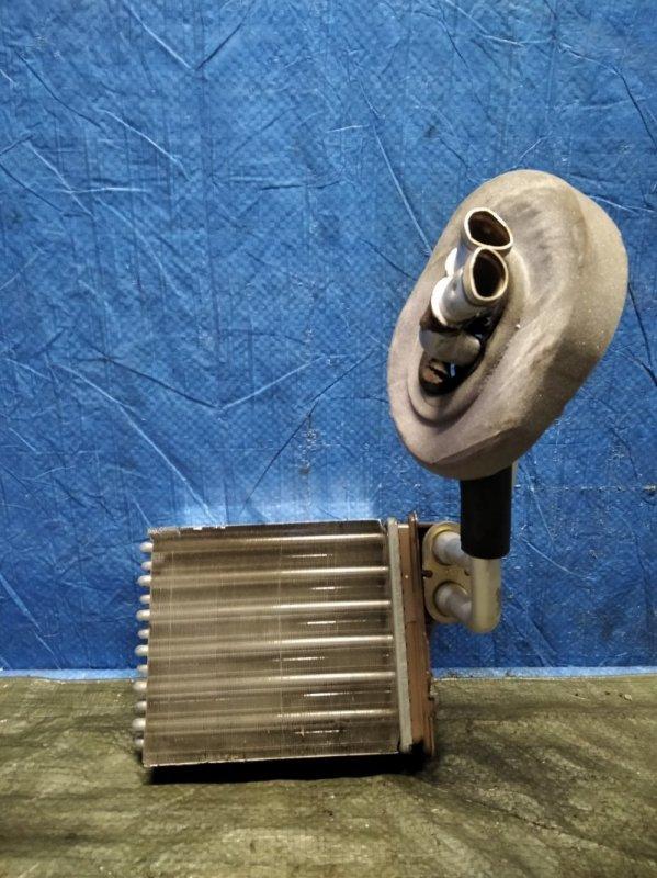 Радиатор печки Renault Logan 2 K7M 2014 (б/у)
