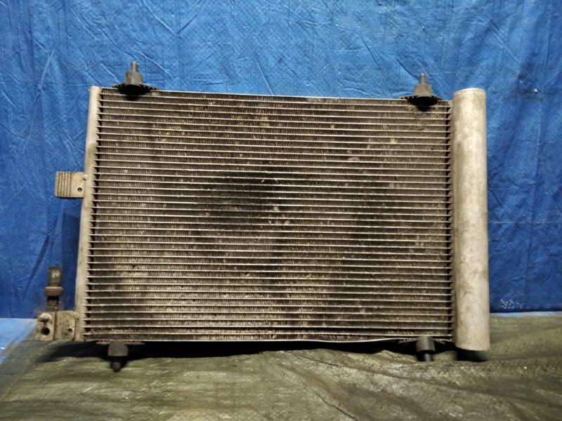 Радиатор кондиционера Peugeot 406 СЕДАН 1.8 I 16V 117ЛС EW7J4 2003 (б/у)