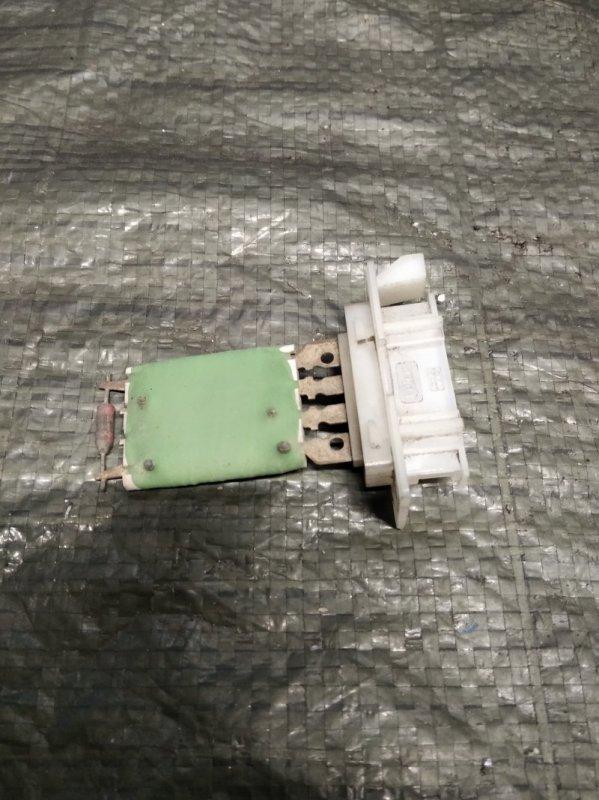 Резистор печки Renault Logan 2 L8 2014 (б/у)