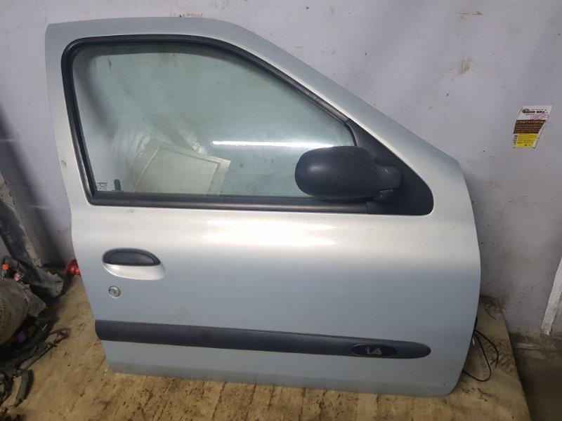 Дверь Renault Symbol 1 СЕДАН K7J 2002 передняя правая (б/у)