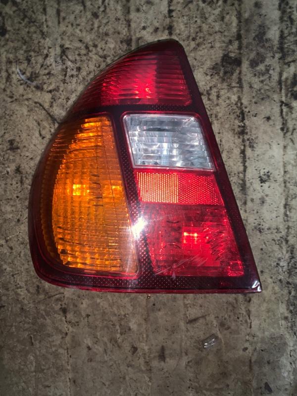 Фонарь Renault Symbol 1 СЕДАН K7J 2002 задний левый (б/у)