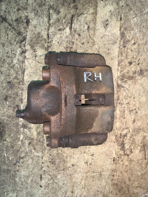 Суппорт тормозной Renault Symbol 1 СЕДАН K7J 2002 передний правый (б/у)