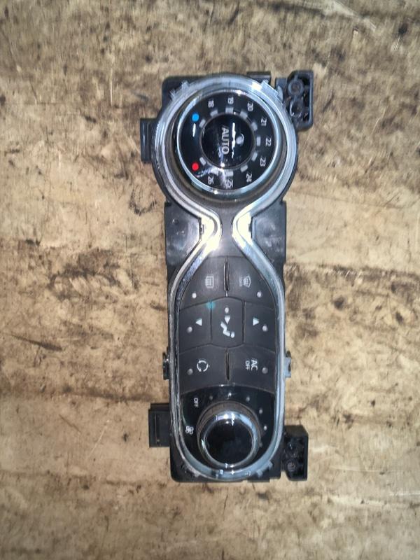 Блок управления климат-контролем Renault Logan 2 K4M 2015 (б/у)