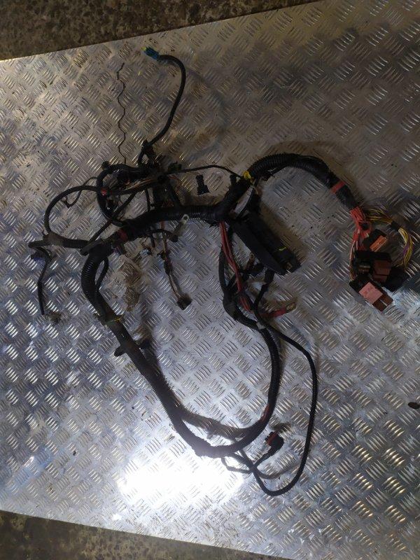 Проводка подкапотная Renault Sandero 1 K7J A710 2011 (б/у)
