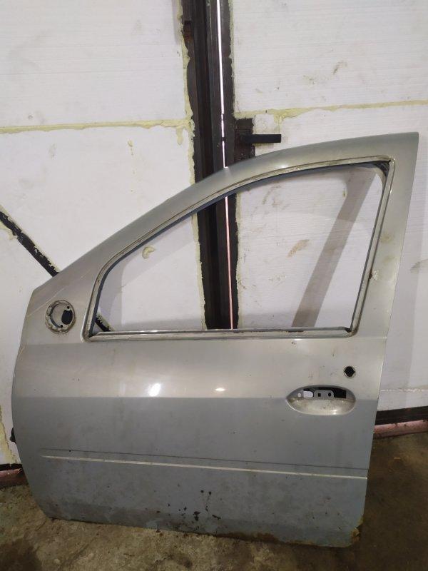 Дверь Renault Logan 1 K7J 2008 передняя левая (б/у)
