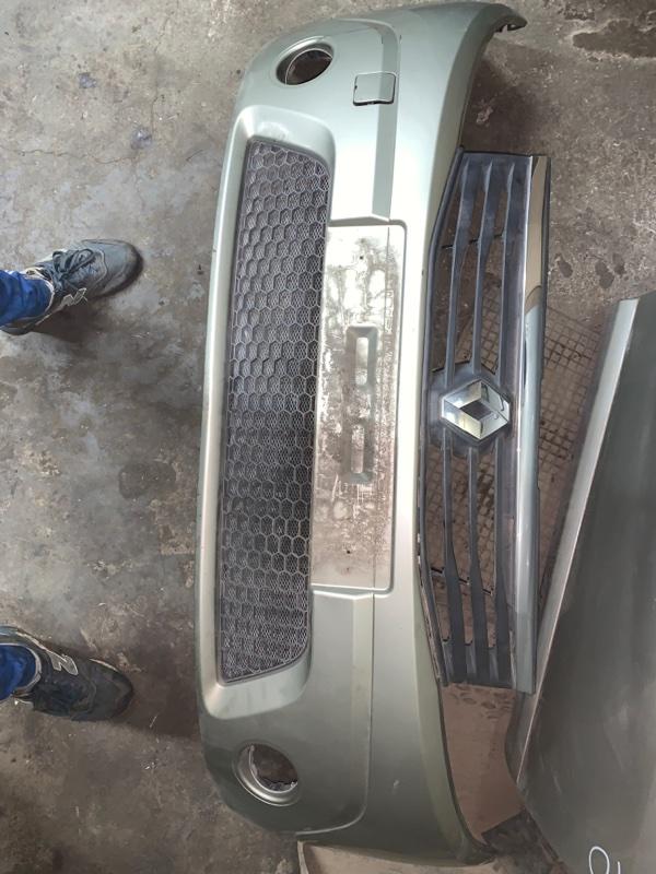 Бампер Renault Sandero 1 K4M 2011 (б/у)
