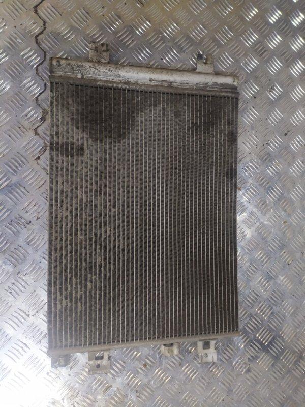 Радиатор кондиционера Renault Sandero 1 K7J A710 2011 (б/у)