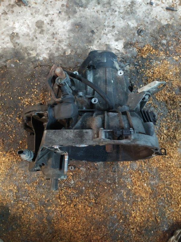 Механическая коробка передач Renault Sandero 1 K7J A710 2011 (б/у)
