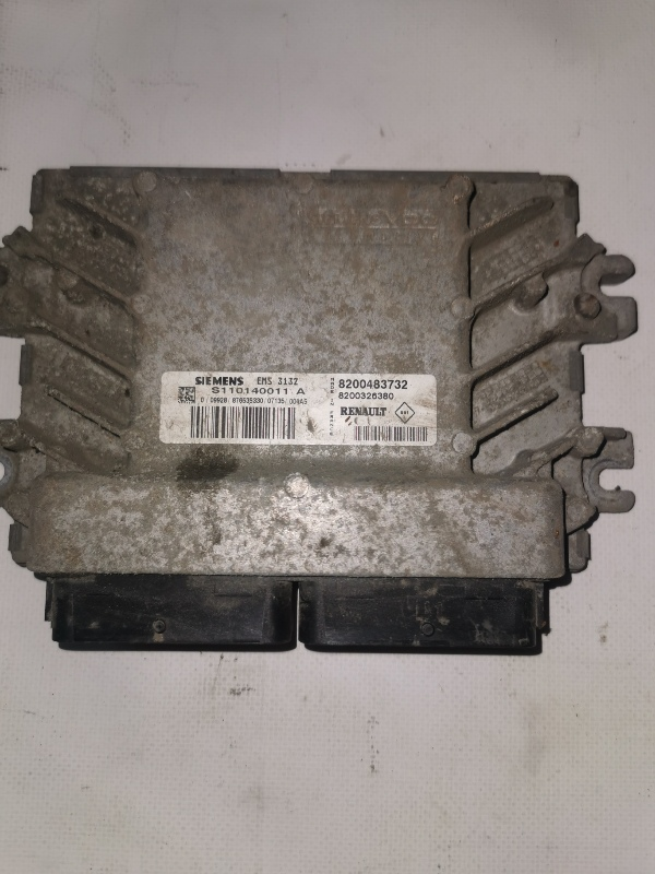 Блок управления двигателем (эбу) Renault Logan 1 K7J 2008 (б/у)