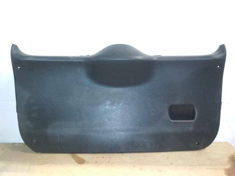 Обшивка багажника Ford Fusion 2007 (б/у)