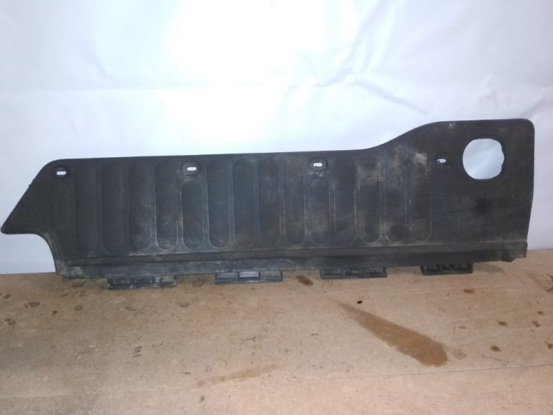 Накладка порога (внутренняя) Renault Kangoo 2 KWO передняя правая (б/у)