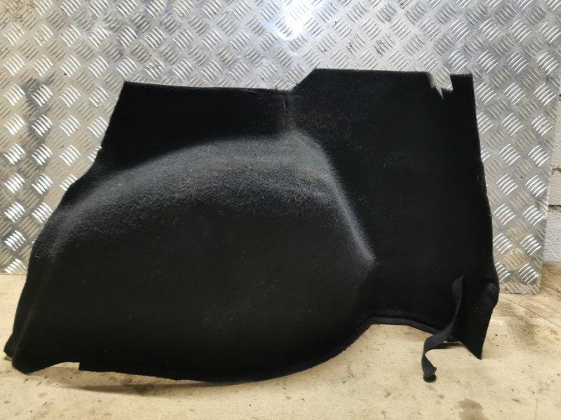 Обшивка багажника боковая Ford Fusion 2007 правая (б/у)