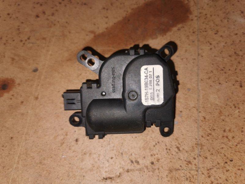 Моторчик заслонки отопителя Ford Fusion 2007 (б/у)