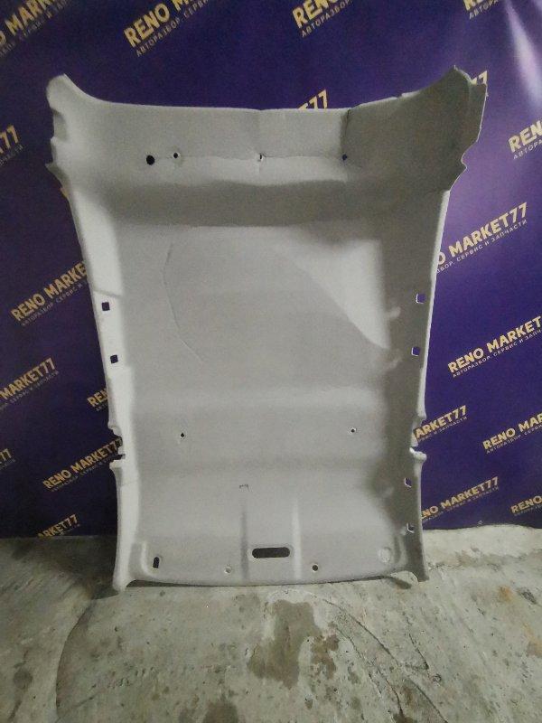 Обшивка потолка Renault Sandero 1 K7J A710 2011 (б/у)